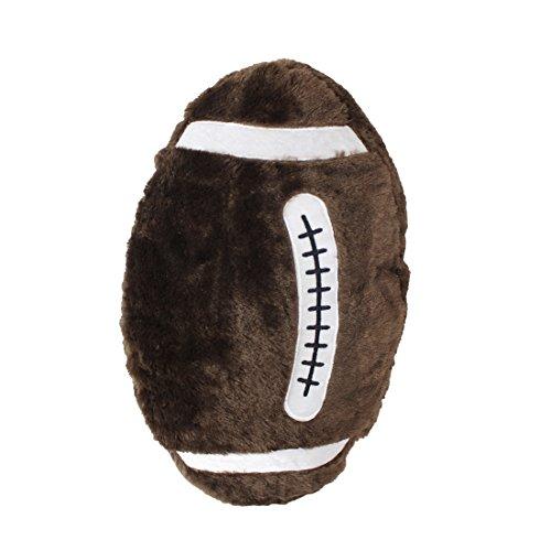 Review CatchStar Football Pillow Fluffy