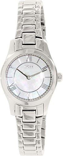 Hugo Boss Women's Ambassador 1502377 Silver Stainless-Steel Quartz Watch