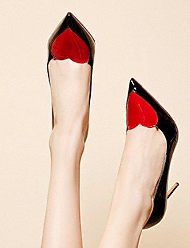Stiletto Zapatos eu45 uk10 5 Trabajo gray 5 Cuero 5 Noche Oficina cn47 mujer Fiesta Casual Tac¨®n eu45 ZQ Patentado black us12 y cn33 5 Microfibra y gray 2 Vestido eu34 uk2 5 de Boda us12 4 Tacones us4 Tacones IgqCvdw1