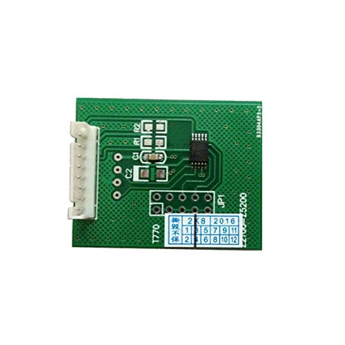 Printer Parts Yoton T795 Chip decoder Board for HP Designjet T770 T790 T795 T1120 T620 T1300 T2300 Printer 72 Chip Resetter Decryption Card