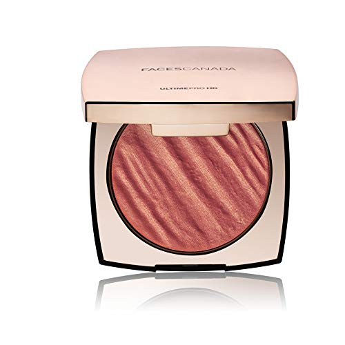Faces Canada Ultime Pro HD Light Camera Blush Roseate 02 6g (Pink)
