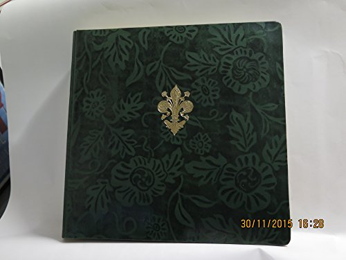 Photo album 12x12 in. 50 pages by Bruscoli Pelletteria
