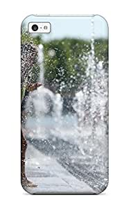 meilinF000Awesome Case Cover/ipod touch 5 Defender Case Cover(splash Au Parc Jean Drapeau)meilinF000