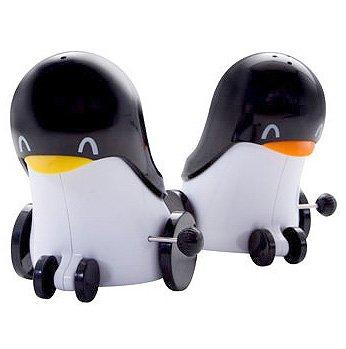 (Wind up Salt and Pepper Shaker (Penguins))