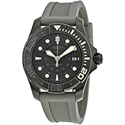 Victorinox Swiss Men's Army Dive Master 500 Mechanical Grey Watch