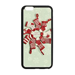 Red Christmas socks Phone Case for Iphone 6