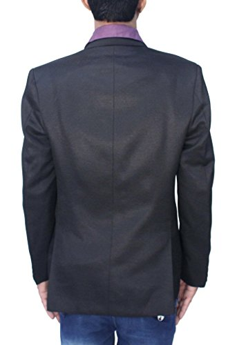 Romano - Blazer - Homme Noir Noir