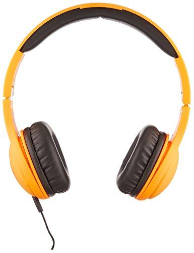 BoomPods BP-H200-OR Bluetooth Headpods (Orange)