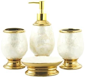 Accessori bagno in oro - Produttori accessori bagno ...