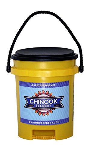 Team Bucket (Chinook Seedery Five Gallon Team Bucket with Swivel Seat)