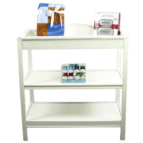 Just One Year Changing Table (White Finish) by Carter's