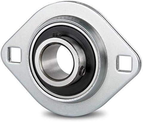 DOJA Industrial | Rodamientos con Soporte de Chapa BPFL 40 ...