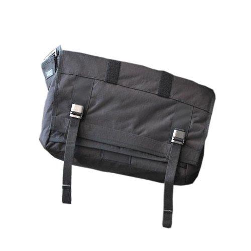 MISSIONWORKSHOP(ミッションワークショップ) メッセンジャーバッグ VX Messenger Bags AP Series The Monty Black B0072ZQB6S