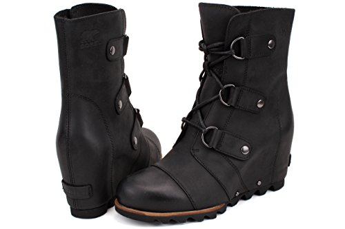 Sorel Joan Of Artic Wedge Mid Donna Sintetico Stivaletto