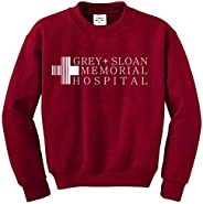 JYHOPE Grey Sloan Memorial Hospital Cute Sweatshirts for Womens Teen Girls Pullover Tops
