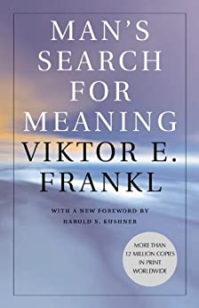 Man's Search for Meaning by Viktor E. Frankl most inspirational books of all time