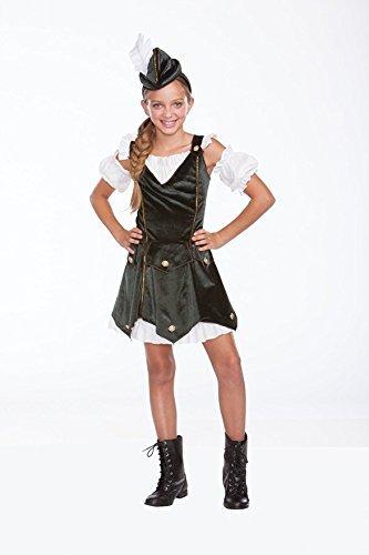 Halloween Wholesalers Robin da Hood Costume (8 -