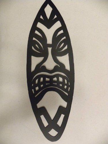 Popular Amazon.com: Tiki Surfboard Metal Wall Art Tropical Decor: Home  KZ82