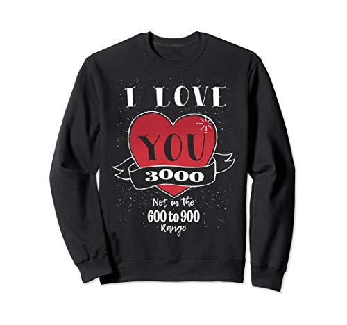 I Love You 3000 Tattoo Design T-shirt Sweatshirt