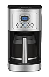 Cuisinart DCC-3200AMZ PerfecTemp 14 Cup Programmable Coffeemaker, , Stainless Steel from Cuisinart