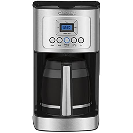 Cuisinart DCC 3200AMZ PerfecTemp 14 Cup Programmable Coffeemaker Stainless Steel