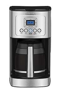 Cuisinart DCC-3200AMZ PerfecTemp 14 Cup Programmable Coffeemaker, Stainless Steel- new packaging