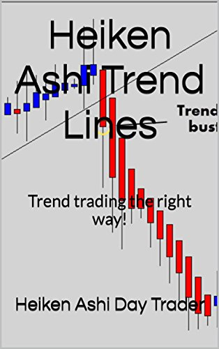 Heiken Ashi Trend Lines: Trend trading the right way! (Heiken Ashi Price Action Book 3)