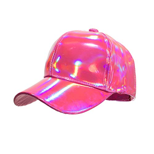 al de sombrilla la la Aire versión Sombrero A hat del de PU sólido la de Sombrero del béisbol Laser GLLH Libre Sombreros Color Ligero A qin de 6gfqcwU