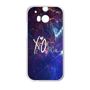 Custom Case The Weeknd Xo for HTC One M8 B3H3937604
