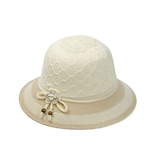 Puissant Fashion Vintage Straw Hat Women Casual Sunshade Hats Z-2940,OneSize,ColorNo2 (Zephyr Vintage Hat)