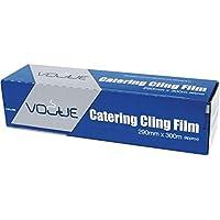 Vogue CF350A Vogue Frischhaltefolie mit Cutter Box, 290mm x 300m