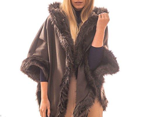 Manteau Femme Moka Hina Fashion Fashion Hina R7nww8ZTq