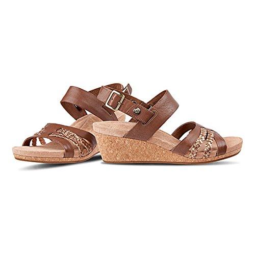 (アグ) UGG for women Strap wedge sandals (Serinda) 1667105539 [並行輸入品]