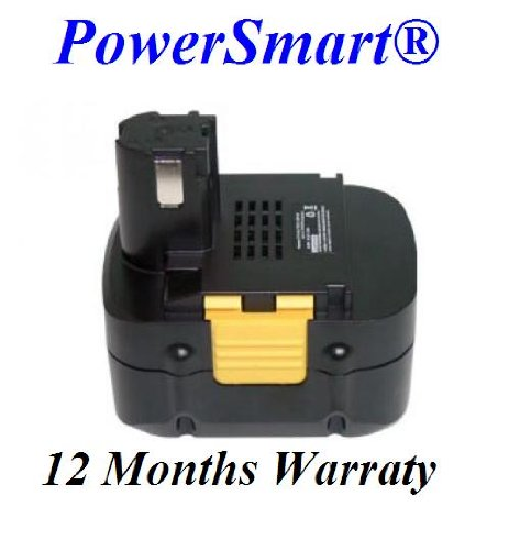 PowerSmart 3000mAh Ni-MH Drill Battery for Panasonic EY6431, EY6431FQKW, EY6431NQKW, EY6432, EY6432FQKW, EY6432GQKW, EY6432NQKW, 15.6V