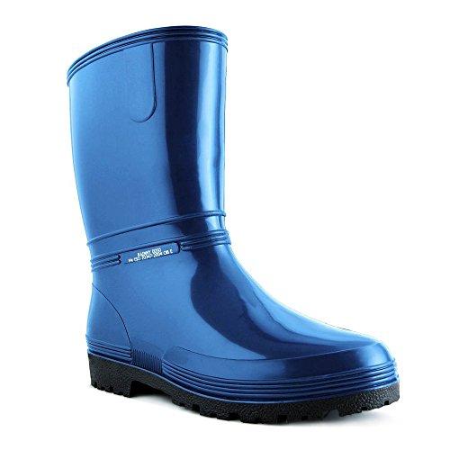 Boys' oscuro Boots demar azul azul HwqOO0P