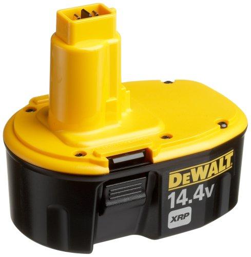 DeWalt DC9091 XRP 14.4-Volt 2.4 Amp Hour NiCad Pod Style Battery