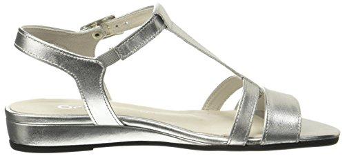Shoes Sport Multicolore Cheville Sandales Bride Silber Gabor Femme Comfort dwUqW0