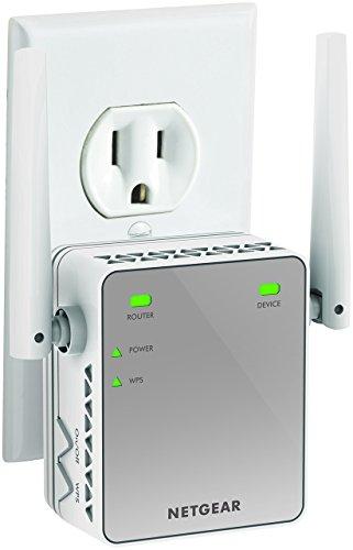 NETGEAR N300 WiFi Range Extender (EX2700) (Renewed)
