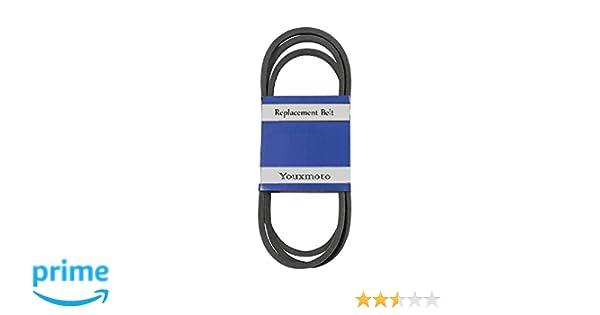 265-083 Stens belt Cub Cadet 754-04153 954-04153 954-04153A I1000 series and aut