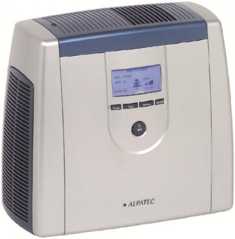 Alpatec PI 120 EHUV - Purificador ionizador de aire (Hepa): Amazon.es: Hogar