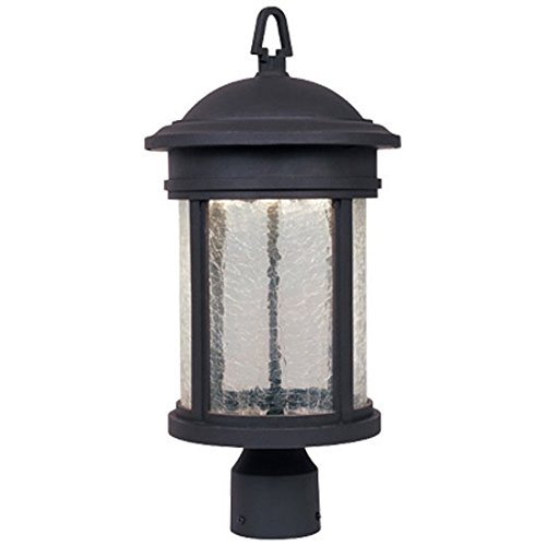 Designers Fountain LED31136-ORB Prado Post Lanterns, Oil Rubbed Bronze by Designers Fountain
