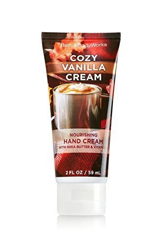 Bath & Body Works Nourishing Hand Cream Cozy Vanilla Cream