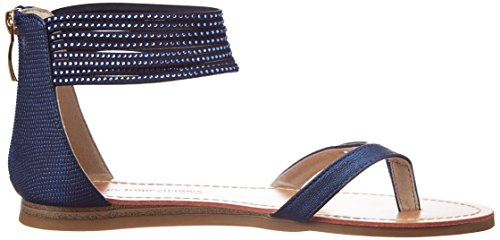 Les par Blue Ginkgo Tropéziennes Bride M Belarbi Marine Women's Ankle rr6T7a
