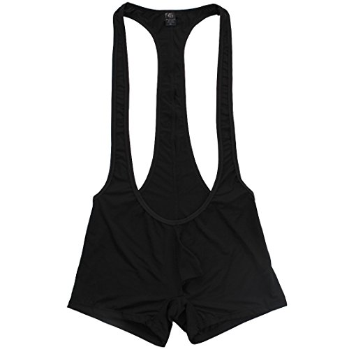 YiZYiF Men's Jockstrap Bodysuit