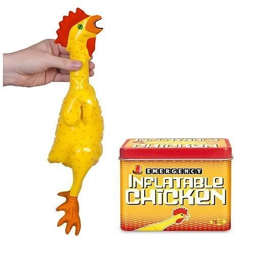 Emergencia Hinchable de goma pollo por accesorios: Amazon.es: Hogar
