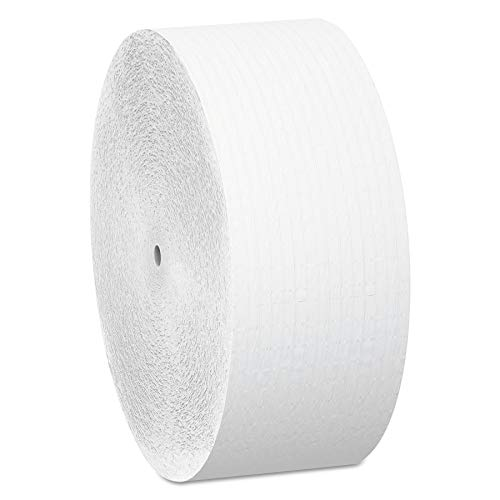 Scott 07006 Coreless JRT Jr. Rolls, 2-Ply, 1150ft (Case of 12 Rolls)