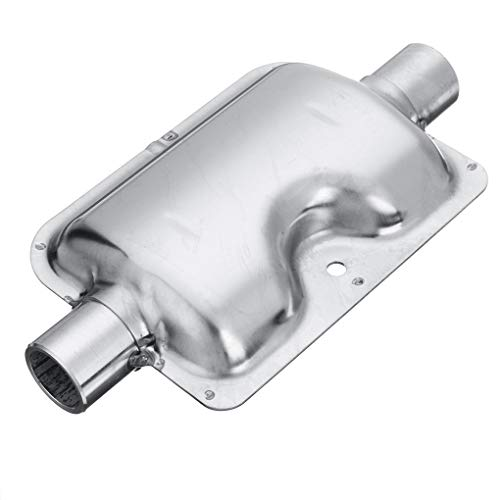 Beaums 24mm Diesel Heater Exhaust Muffler Pipe Silencer Clamps Bracket Compatible for ()