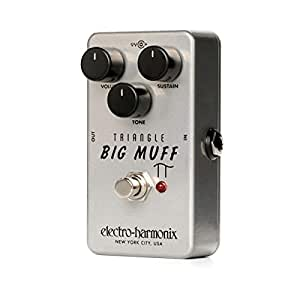 Triangle Big Muff Reissued Fuzz Pedal