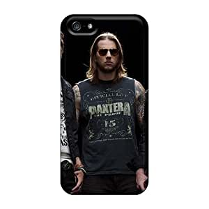 Perfect Hard Phone Covers For Iphone 5/5s With Support Your Personal Customized Nice Avenged Sevenfold Band A7X Pattern KevinCormack