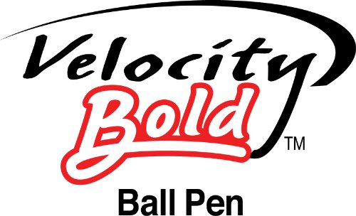 BIC VLGB11-Blk Velocity Bold Retractable Ball Pen, Bold Point (1.6mm), Black, 12-Count by BIC (Image #4)